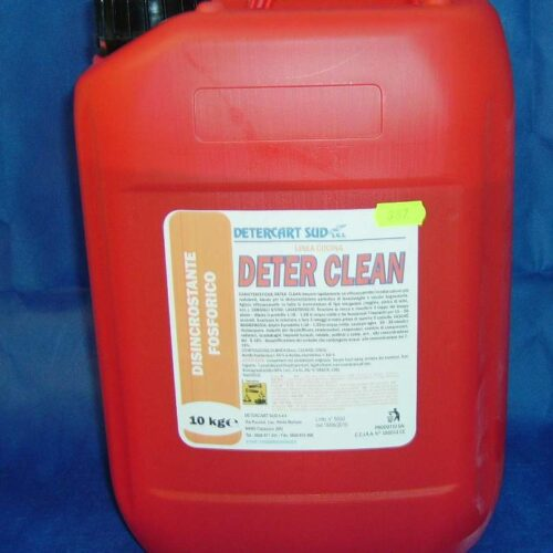 DETER CLEAN EXTRA DISINCROSTANTE 10 KG